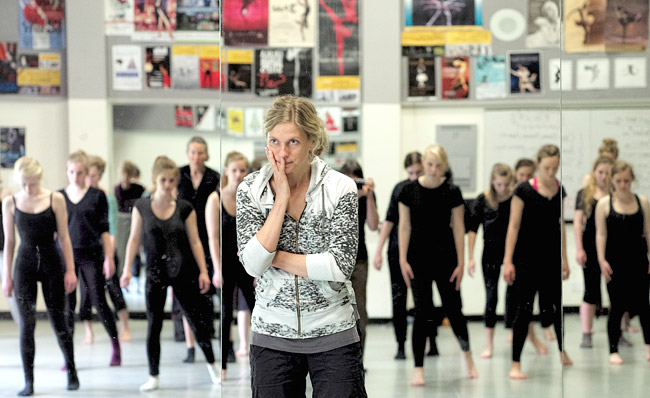 Crystal Pite and Kidd Pivot at GISS
