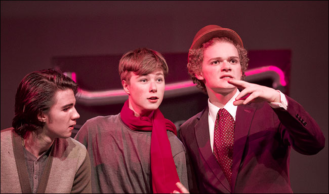 GISS presents Charlie and the Chocolate Factory
